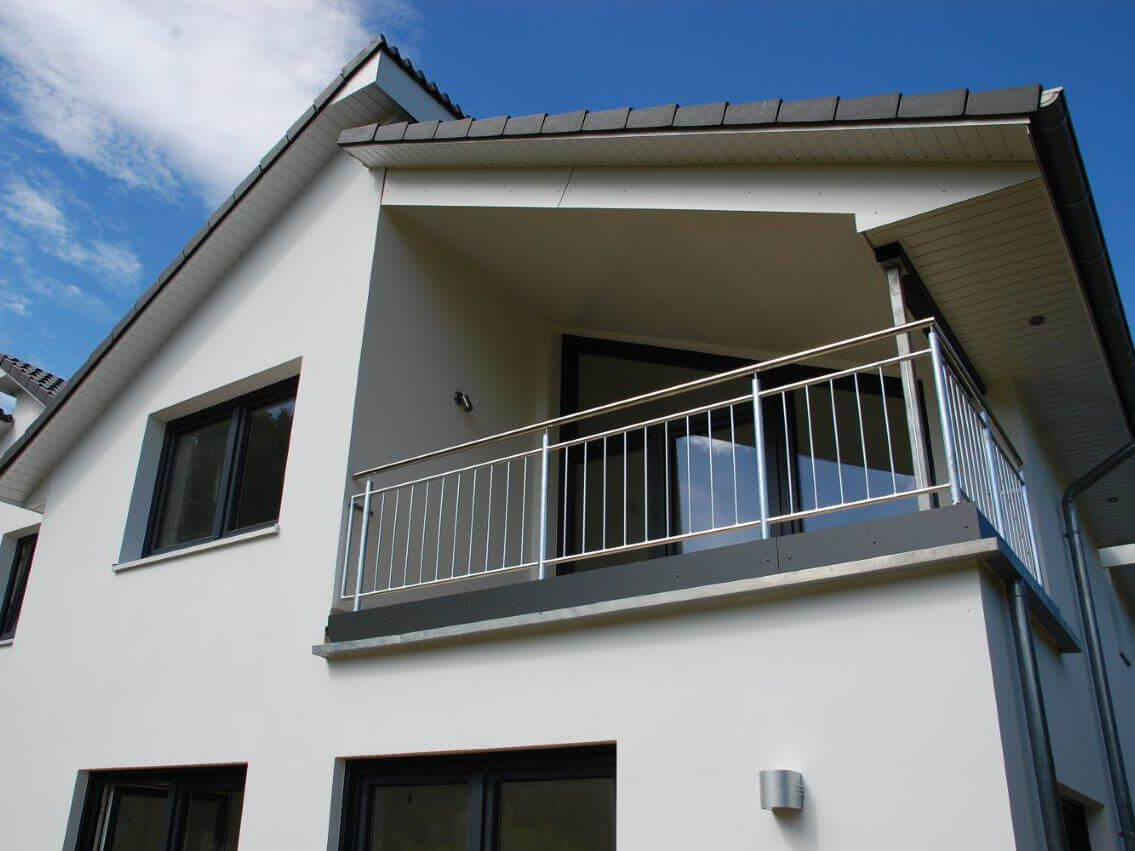 Doppelhaus bauen mit ber 150 qm grundriss for Reihenhaus bauen