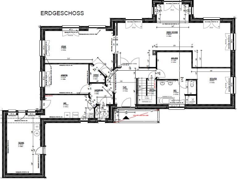 stadtvilla toskana 310 stadtvilla mediterran ber 300 qm. Black Bedroom Furniture Sets. Home Design Ideas